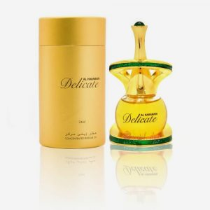 al haramain concentrated perfume oil delicate ml b